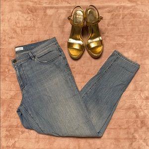 LOFT Relaxed Skinny denim jeans